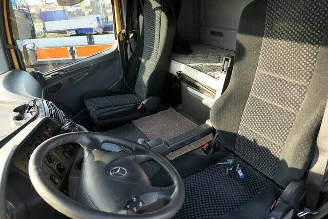 Mercedes-Benz 1840 LS, Retarder, Klima, Hydraulik, 5x am lager - 2013 - image 8