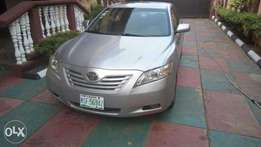 Camry 2008 silver Nigerian used