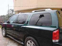 Beautiful Sound Nissan Armada with Chilling Air Conditioner, CheapBuy