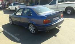 Bmw 320i automatic price reduced urgent sale