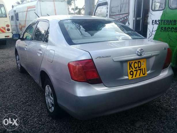 As good as New Toyota Axio KCD for Sale Langata - image 2