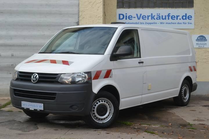 Volkswagen T5 4Motion LR KLIMA 1.Hd ALLRAD Regale Werkstatt - 2010