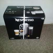 Nespresso Citiz Automatic Espresso Coffee Machine With Aeroccino Milk