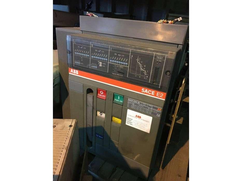 ABB SACE E2 - 2.000A Breaker - DPX-99045 - 1999