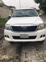 Registered Toyota Hi-lux 2012 for sale