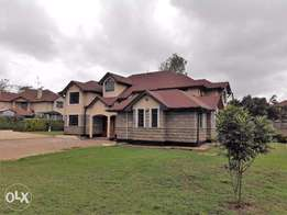 Beautiful four bedroom mansion for sale in Karen