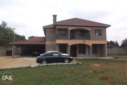 5 bedroom house on 0.5 acre for rent in Runda