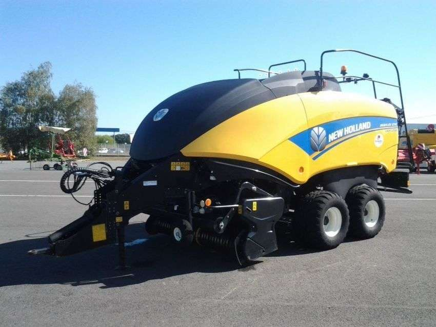 New Holland Bb1290 - 2013