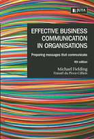 Effective Business Communication In Organisations 4th Edition