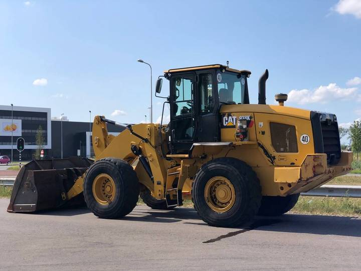 Caterpillar 938K HL Wheel Loader - 2013