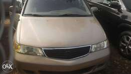FOREIGN USED Honda odyssey