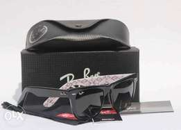 Rayban Writeup RB2140 Engraved Small Lens Sunglasses