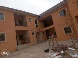 Fo1 kubwa extension two bedrooms flat well and specious room and kitch
