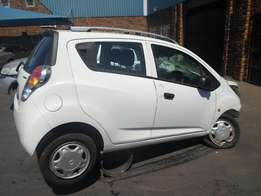 2011 chev spark breaking up for spares