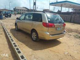Clean registered Toyota Sienna for sale or swap wit nice car