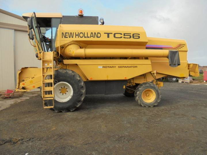 New Holland tc56 hydro - 1997