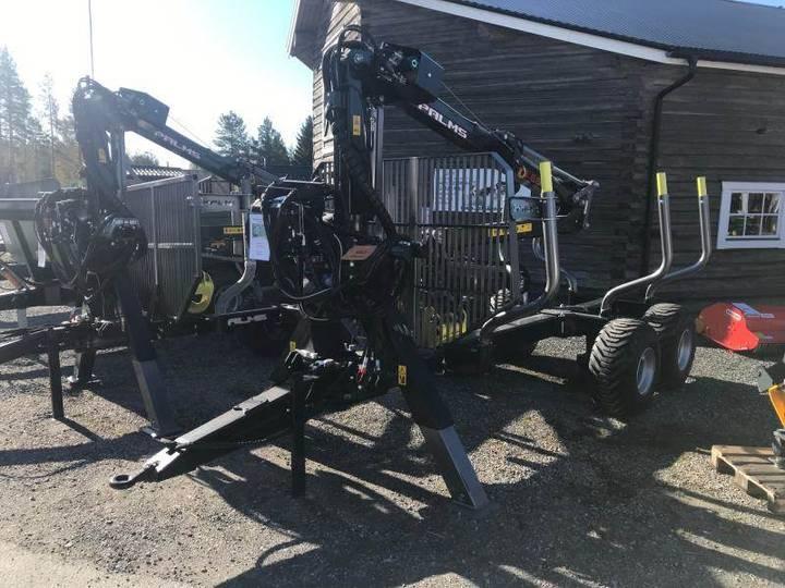 Palms 3.65 Kran Med 9 Ton Vagn - 2019