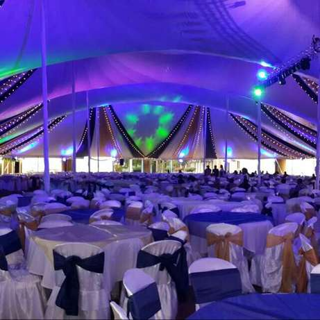 Dome Tent for hire from 300pax to 15000pax Nairobi CBD - image 4