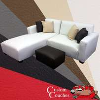 Custom Couches, You Design We Deliver The Jozi L Shape R3450