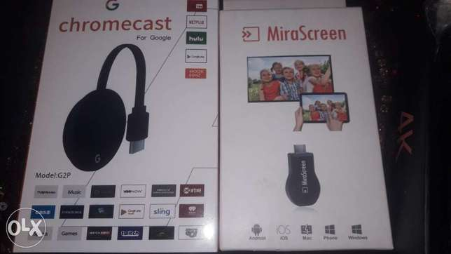 Chrome cast hdmi
