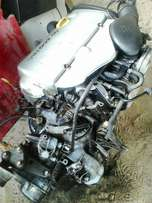 Opel astra engine with gearbox