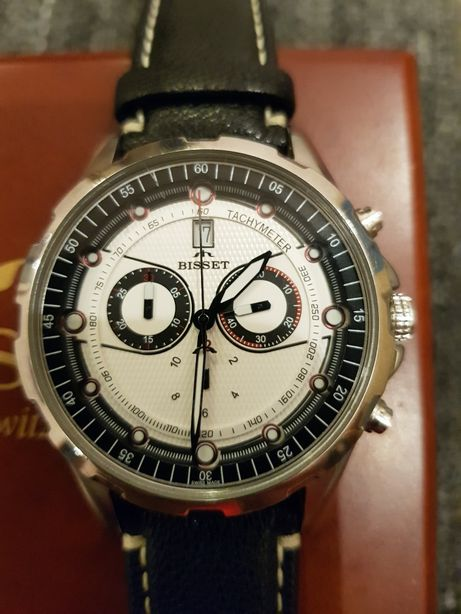Продам швейцарские часы Bisset  3 500 грн. - Наручні годинники ... 5560147d3bf3a