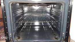 Bauer Stove and oven