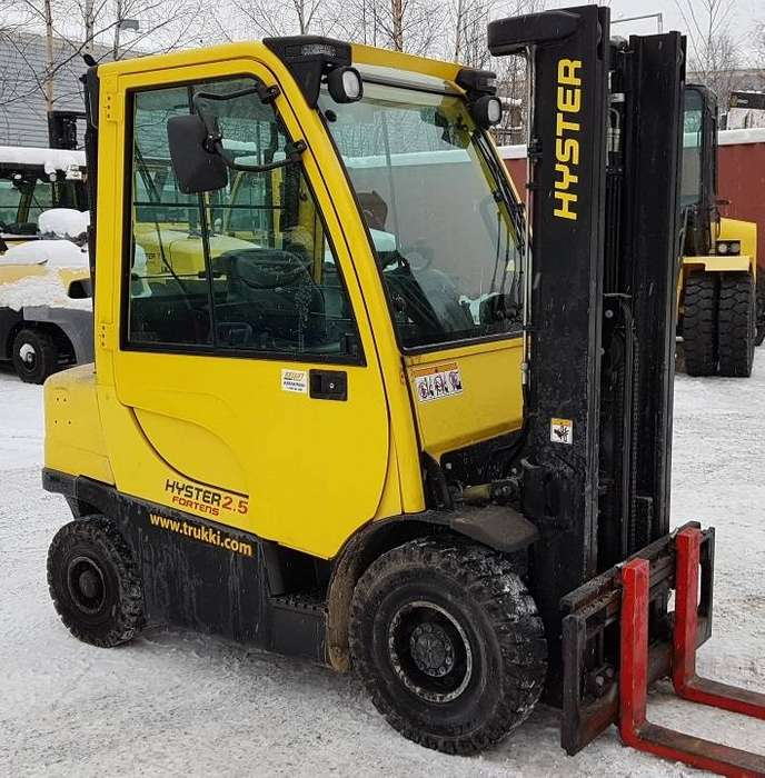 Hyster H2.5ft - 2009