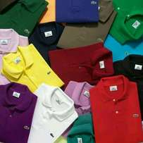 Lacoste Short Sleeve Pique t-shirts
