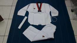 Taekwendo uniforms kids