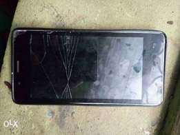 Gionee p4 slight Crack sale or swap with a ps2
