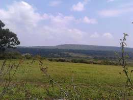 5 acres land touching NKU~NBI highway on quick Sale