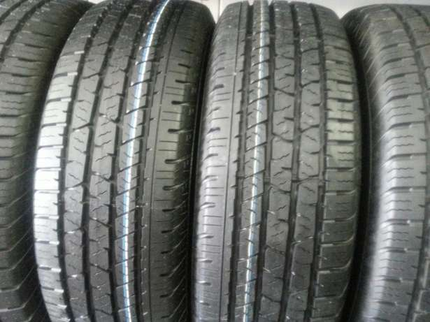 255/70R16C brand new tyres Continental cross contact for sale gd price Pretoria West - image 1