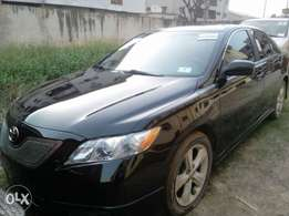Very clean and sound Tokunbo 2009 Toyota camry sport