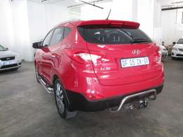 2014 hyundai ix35 crdi for sale