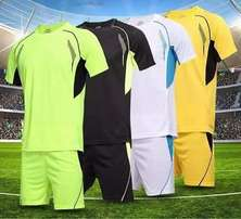 Football plain soccer sets