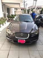 Super Clean Jaguar XF Supercharge (2011)