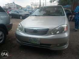 Buy and drive register 04 Toyota corolla