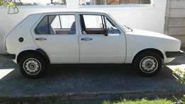 Mk1 golf for sale rabbit shape