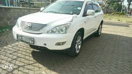 Toyota Harrier 2008 KCE