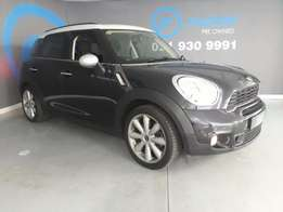 2011 Mini Cooper S Countryman A/T