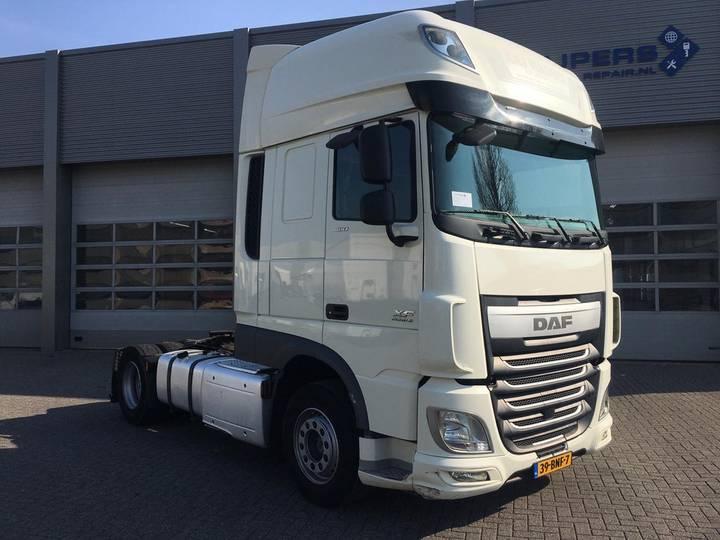 DAF XF 460 / SSC / MANUAL / NL Truck - 2014