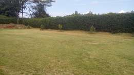 50 by 100 plot for sale in Kiambu