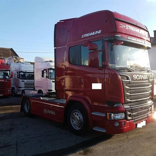 Scania R520 - 2014
