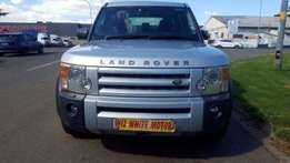 Land rover discovery 3 tdv6 se auto,