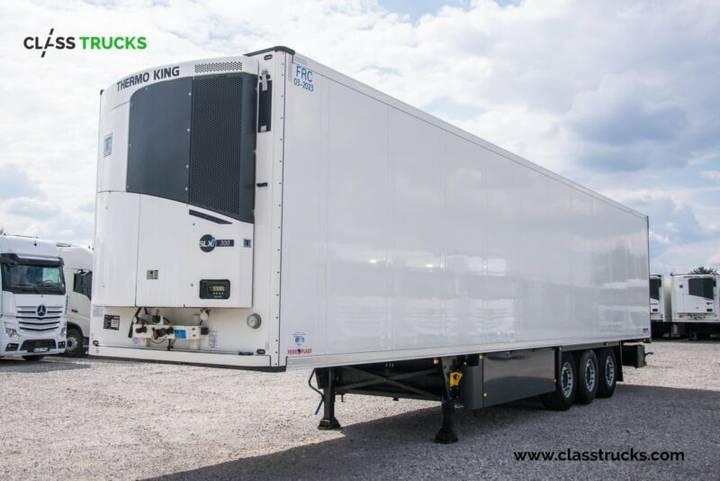 Schmitz Cargobull SKO24/L - FP 60 ThermoKing SLXi300 - 2017