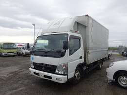 MITSUBISHI / Canter CHASSIS # FE84DV-5412 year 2008