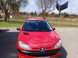 For sale! 1.4 Peugeot 206 Popart