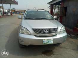 Registered Lexus Rx330