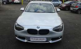 2013 Model BMW 118i automatic 1.8 sport for sale